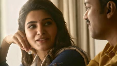 Indian Film Star Samantha rashi